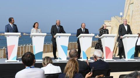 Un pré-accord trouvé à Malte sur la répartition des migrants en Europe