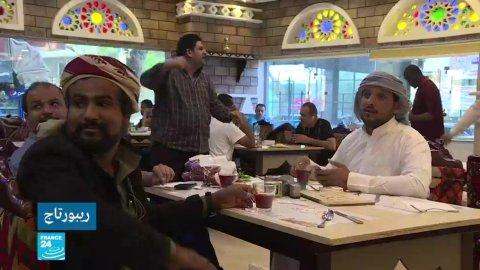 """لاجئون يمنيون يحولون أحد أحياء العاصمة المصرية إلى """"يمن صغير""""!"""