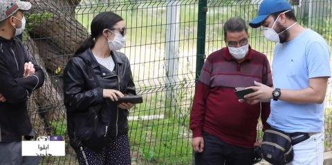 عالقون في تركيا