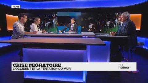 Crise migratoire : l'Occident et la tentation du mur