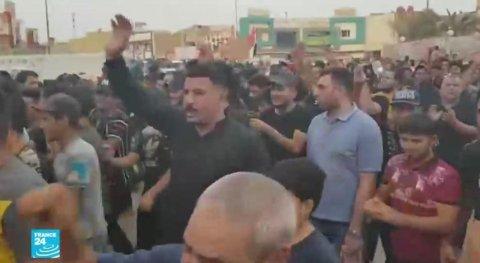 ريبورتاج من العراق