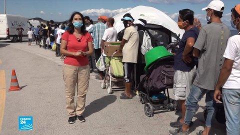 تقرير مايسة عواد- مخيم لاجئين