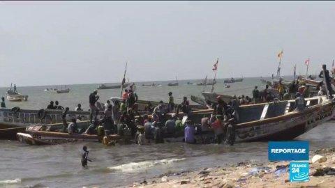 Sénégal: la tragédie de l'émigration clandestine vers les Canaries