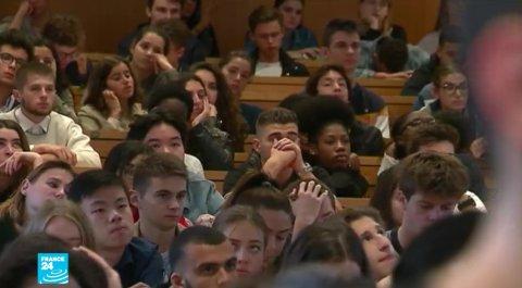 تعبئة في العديد من الجامعات الفرنسية لرفض رفع الرسوم الدراسية للأجانب