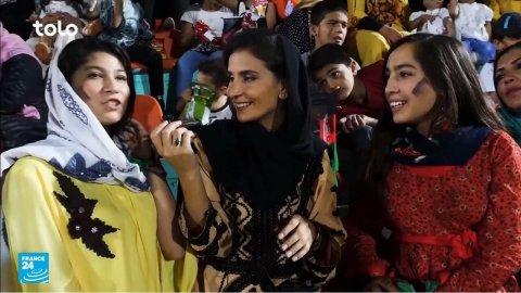 تقرير نرجس أنوري- صحافية أفغانية