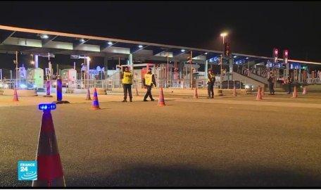 فرنسا: العثور على 31 مهاجرا باكستانيا داخل شاحنة قرب الحدود الإيطالية