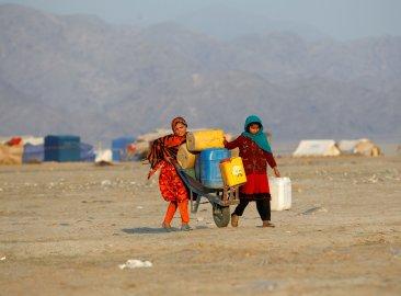 François Gemenne (chercheur): «Environ 25 millions de réfugiés climatiques l'année dernière»