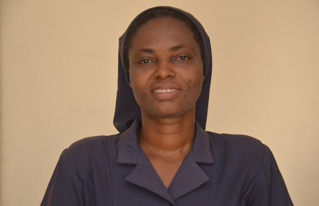Sœur Anthonia Iyade aide les femmes qui sont revenues au Nigeria à trouver de nouvelles perspectives