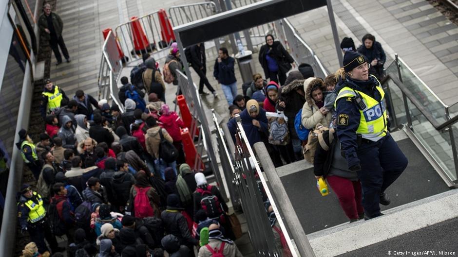 مهاجران در دنمارک