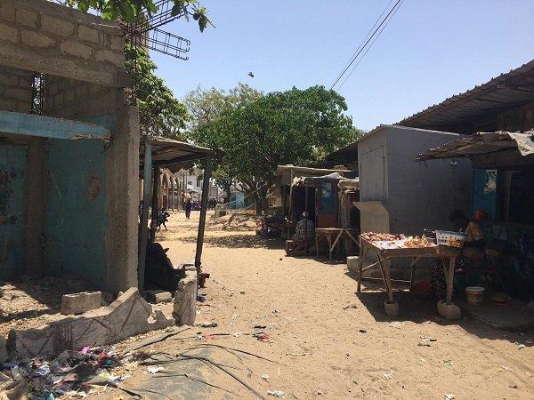 Thiaroye-sur-Mer, Senegal. Photo: Leslie Carretero