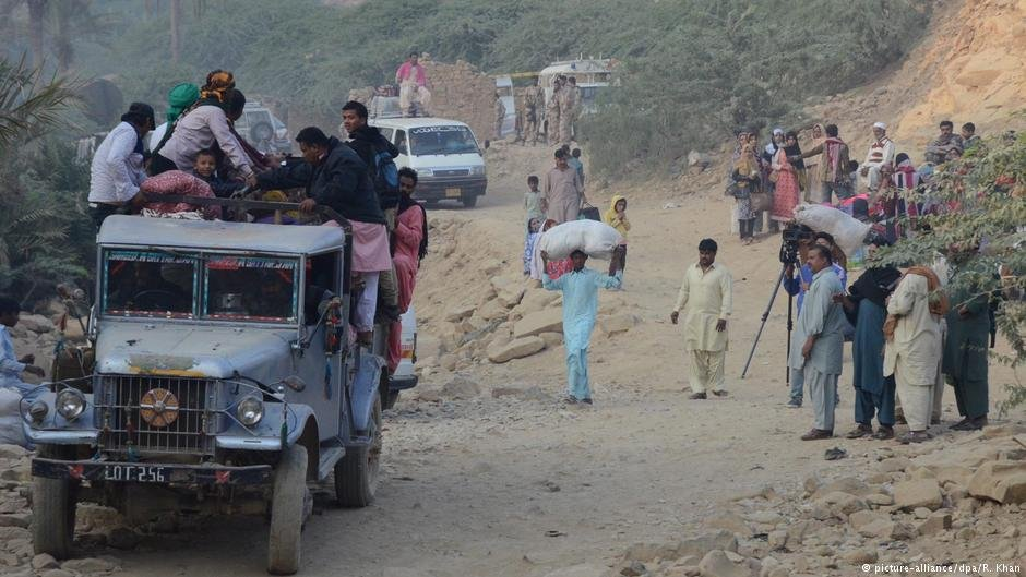 A total of 20 migrants were found murdered in the Baluchistan province in recent weeks