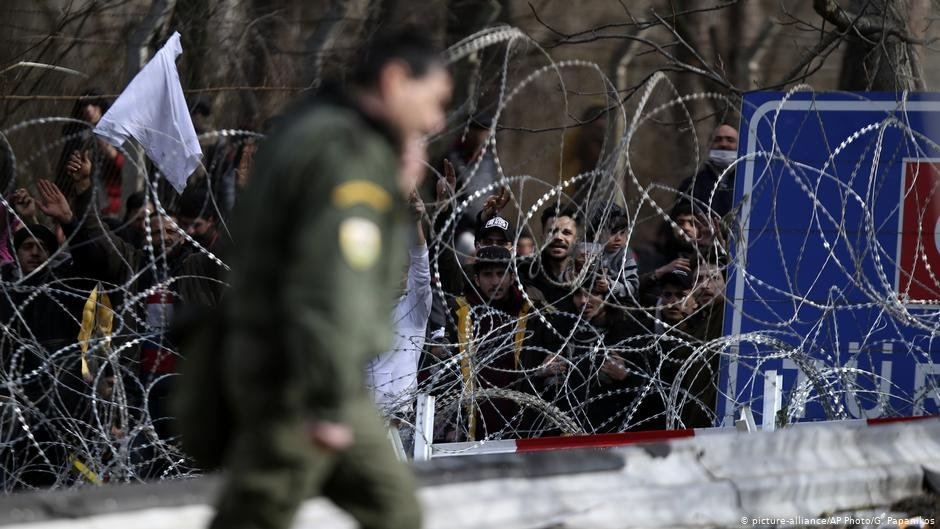 Greece has closed down its land border with Turkey | Photo: Picture-alliance/AP Photo/G. Papanikos