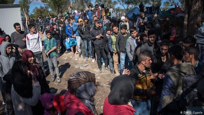 نيران الجحيم ـ تاريخ مخيم موريا 8