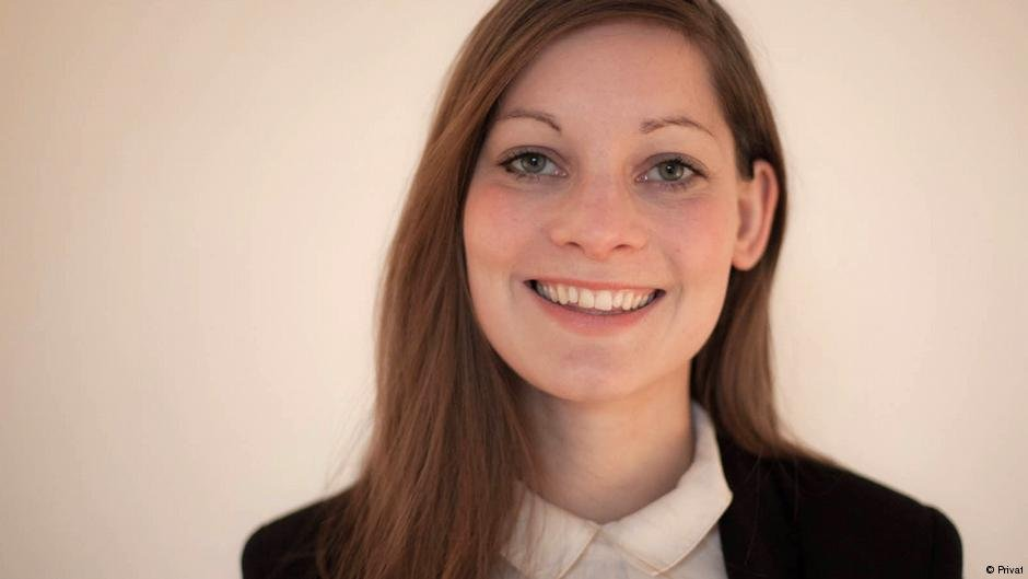 Meike Riebau is the head of advocacy, refugees, and migration at Save the Children Germany