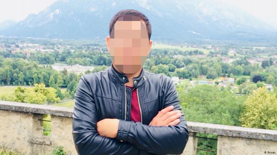 Safar Nijati a mis prs de trois mois pour arriver de lAfghanistan en Autriche  Photo  prive