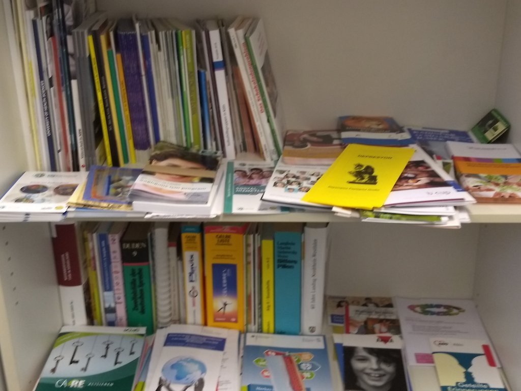 Les aides disponibles sont nombreuses encore faut-il savoir  qui sadresser Cest une des missions du centre GfM  Photo  Emma Wallis  InfoMigrants
