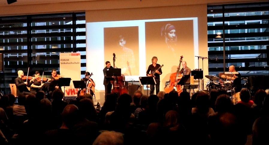 Jazz meets Oriental Music Köln © Ali Almakhlafi