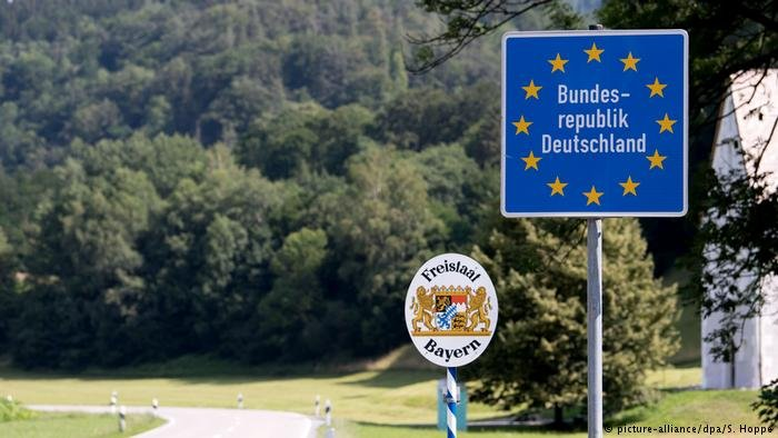 The German government's hopes of opening transit zones on its border with Austria could prove difficult