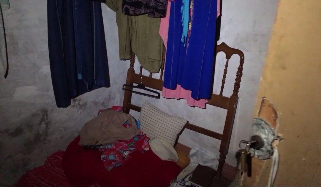 Radias bedroom  Credit Ismail Azzam