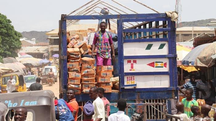 Mubi est connue pour être un carrefour commercial dans la région