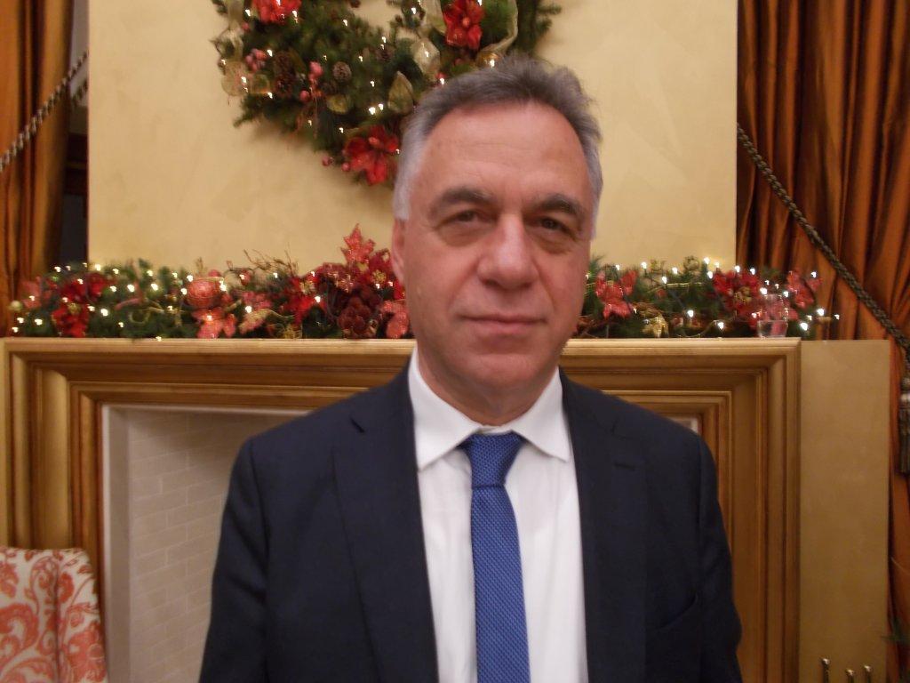 Jorgos Kyritsis, mayor of Kos | Credit: Papadimitriou