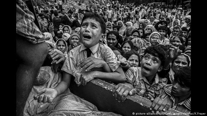 UNICEF Photo of the year 2017: the 2nd prize goes to K. Frayer