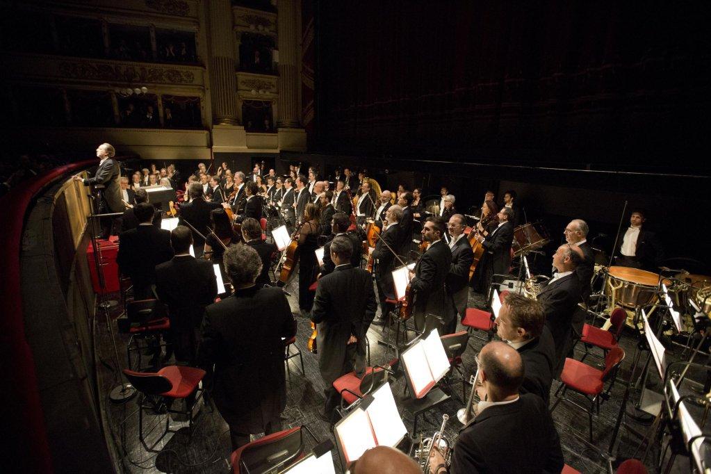 Ansa  أوركسترا مسرح سكالا في ميلانو
