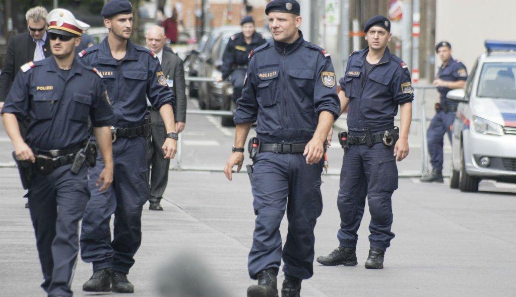 أ ف ب (أرشيف) |الشرطة النمساوية