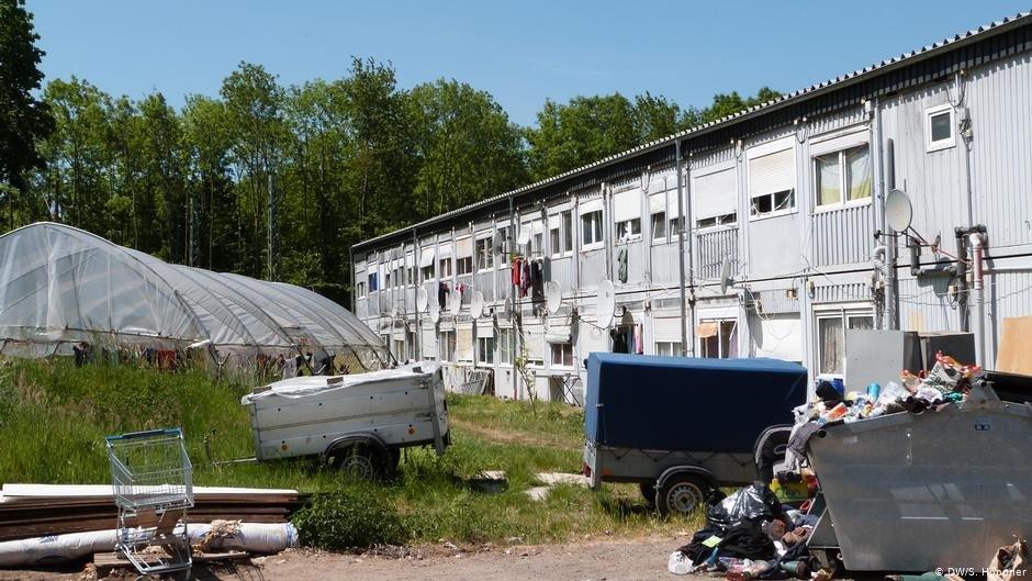 Precarious housing conditions for seasonal workers in North-Rhine Westphalia | Photo: DW/S.Höppner