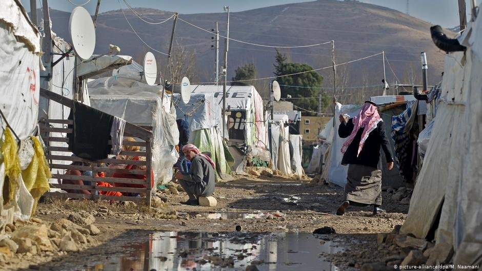 The situation at refugees camps in Lebanon is quickly deteriorating    Photo: picture-alliance/dpa/M. Naamani