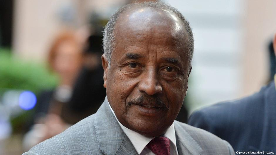 Osman Saleh Mohammed: 'Eritreans who want to come back voluntarily, they can come'