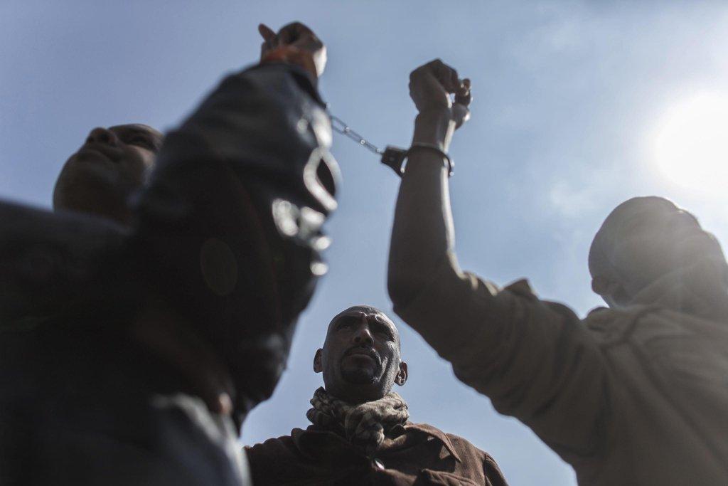 إسرائيل تبحث في إمكانية ترحيل اللاجئين الإريتريين الموجودين لديها إلى بلادهم، في خطوة قد تشكل خطرا على حياتهم. الصورة: ANSA