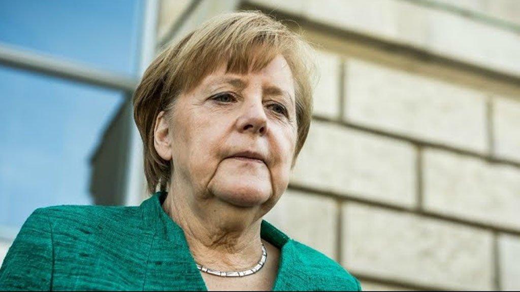 أ ف ب/ المستشارة الألمانية أنغيلا ميركل
