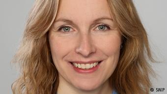 Nicole Birtsch of SWP