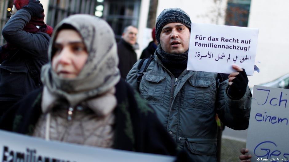 ألمانيا توافق على 65 طلب لم شمل فقط من أصل 34 ألف