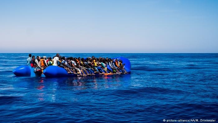 Spanish NGO Proactiva Open Arms rescued 420 migrants off the coast of Libya on Thursday