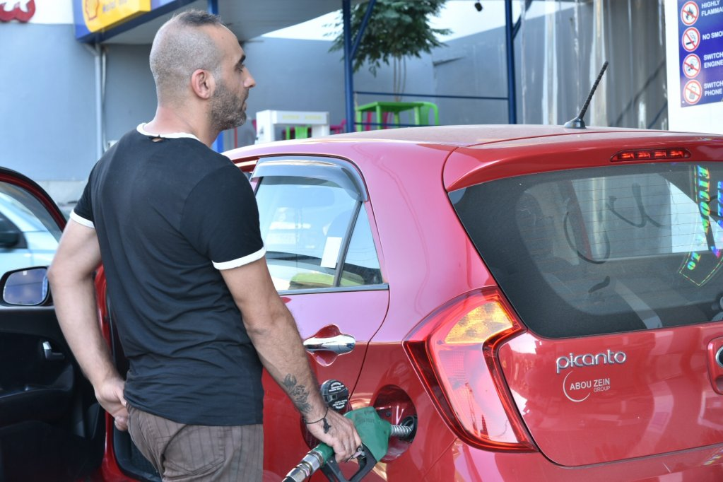 Desc A syrian refugee working in a petrol station South Beirut  Photo credit Khaldoun ZEIN-EDDINE Date Beirut August 12 2019