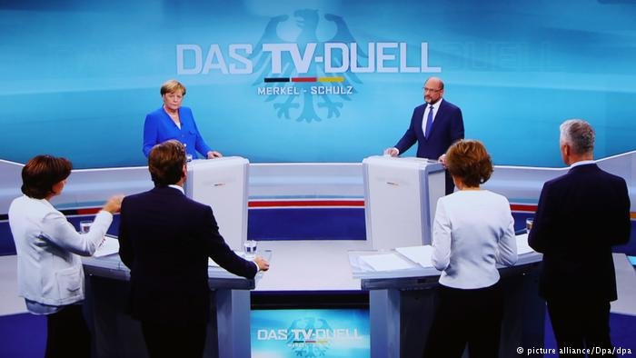 Merkel debated her main competitor but the winner may have been the AfD