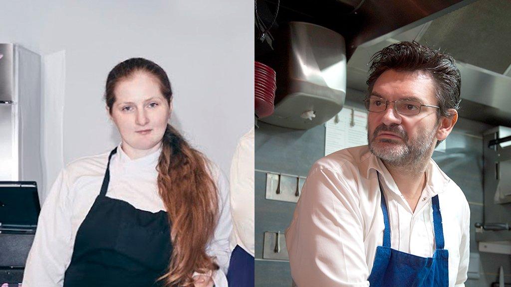 Yves Jégo, chef du restaurant l'ami Jean, est le parrain de la Résidence. Crédit : &Sens