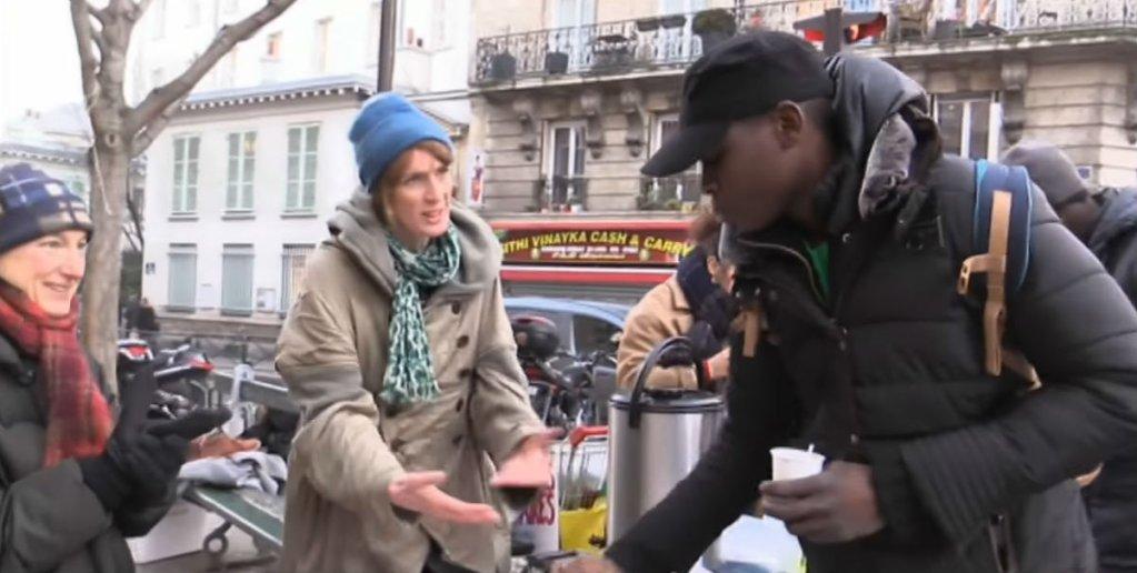 Capture d'écran France 24