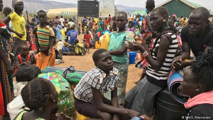تتعرض الفتيات اللاجئات في جنوبي السودان للعنف الجنسي