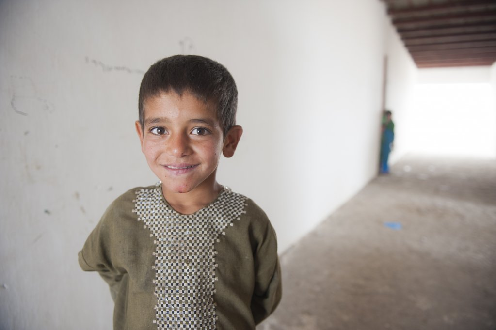 Credit: Zubair Sahir Sherzay/Save the Children. The child in the photo did not participate in the research