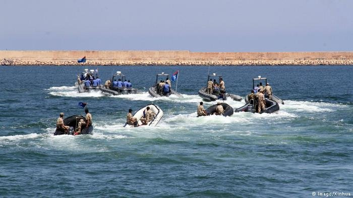 Libya's coast guard is reportedly lacking in equipment and training - despite additional funds | Photo: Imago / Xinhua