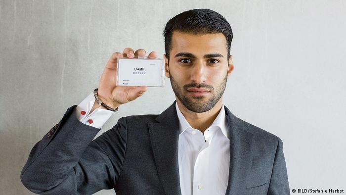 BILD reporter Abdullah Kahn