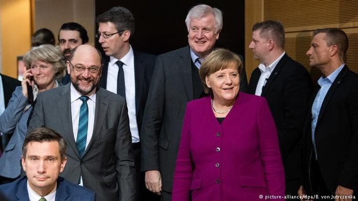 Abbasi is concerned about one Cabinet appointment above all others — Horst Seehofer as interior minister