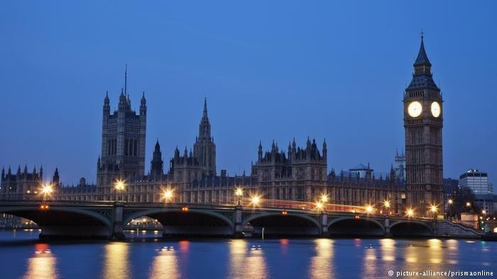مشهد عام للعاصمة البريطانية لندن. أرشيف