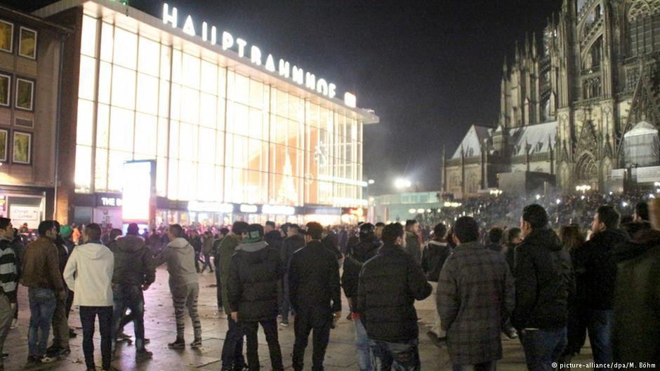 The mood regarding refugees changed after the assaults of New Year's Eve 2015 in Cologne