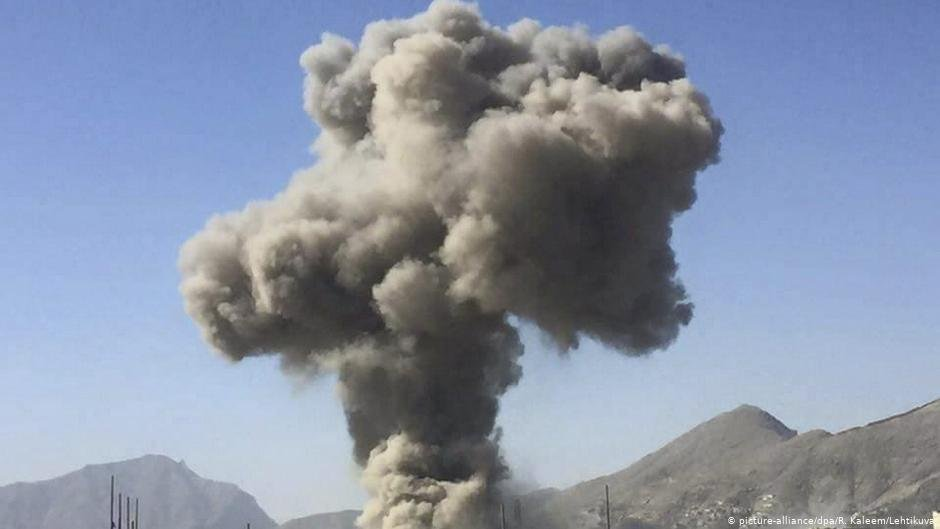 Afghanistan's capital, Kabul, has experienced repeated attacks in recent years | Photo: Picture-alliance/dpa/R.Kaleem/Lehtikuva