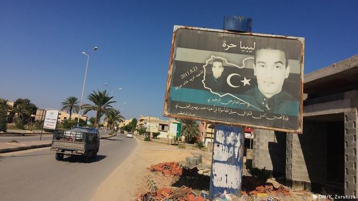 يتم تهريب المهاجرين من ليبيا إلى أوروبا انطلاقاً من مدينة زوارة
