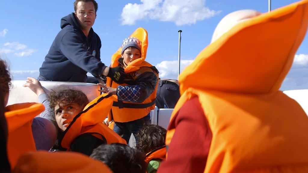 ANSA / الضابط اليوناني كيرياكوس بابادوبولوس المصدر: بي بي إس